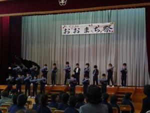 2年生 歌・合奏 「山のぽるか」