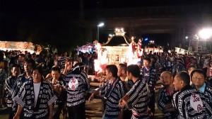 八幡宮みこし祭り