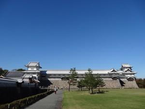 金沢城復元