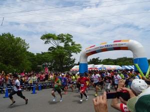 いっちゃんリレーマラソン2016