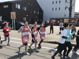 しんきろうマラソン2017