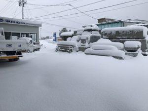 大雪2018
