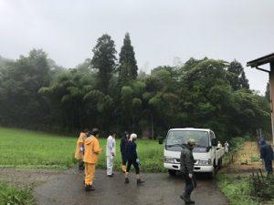竹取り2019