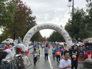 富山マラソン2019