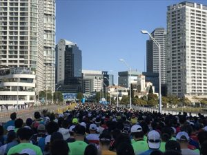 横浜マラソン2019